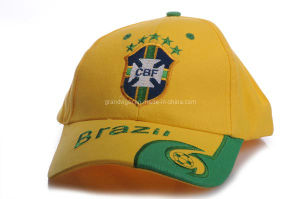 Football Cotton Sport Cap for Soccer Club pictures & photos