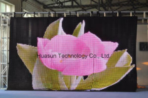 1600pixel Full Color LED Display Panel Price Indoor LED Display (FLC-1600) pictures & photos