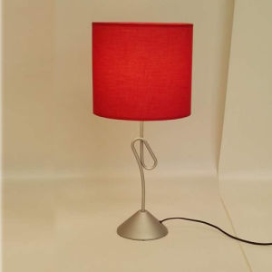 Very Fashion Project Hotel Standing Table Lamp with Fabric Shade pictures & photos
