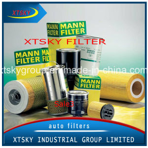 High Quality Auto Part Mann Oil Filter W811/80 pictures & photos