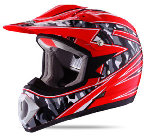 Hot Sale Motocross Helmets ECE/DOT High Quality Cheap Price pictures & photos