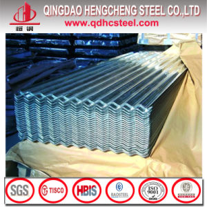 Galvanized Iron Corrugated Steel Sheet Manufacturer pictures & photos