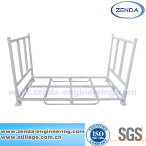 Logistic Stillage Stacking Rack/ Warehouse Pallet Cage for Sale pictures & photos