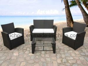 Outdoor Rattan Sofa (BR07)