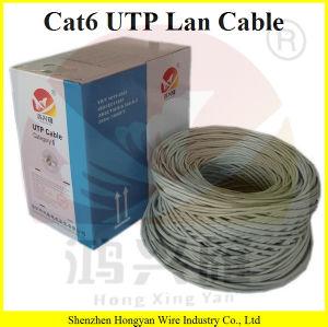 4 Pair CAT6 UTP Cable Copper Wire