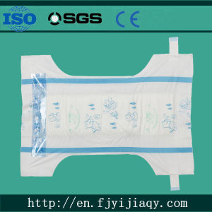 Cheap Baby Diapers with PP Tapes Unbreathable Film pictures & photos