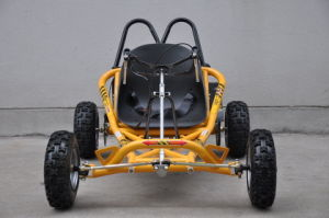 196cc Engine Drift Bike Dune Buggy, Single Speed Automatic Drive System: Heavy Duty Chain pictures & photos