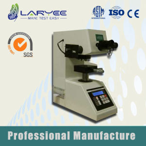 Digital Micro Hardness Tester with Motorized Turret (HVS-1000Z) pictures & photos
