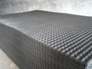 Welded Wire Mesh Used in Coustruction pictures & photos