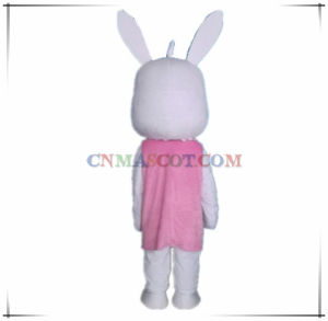 Pretty Animal Rabbit Mascot From Authentic Factory pictures & photos
