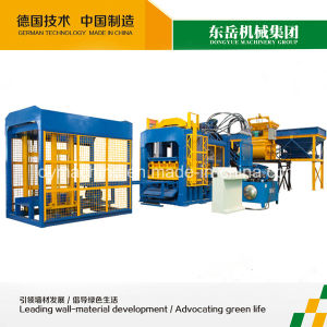 Fully Automatic Brick Press Machine for Sale Qt10-15 Block Machine for Sale pictures & photos