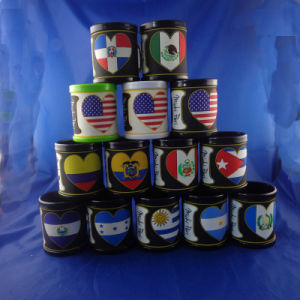 Custom Country Flag PVC Mug Cup, Plastic Mug Cup pictures & photos