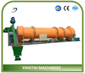 Easy Transport, 3mt Weight, Samll Size, Energy Saving Drum Sawdust Drying Machine pictures & photos