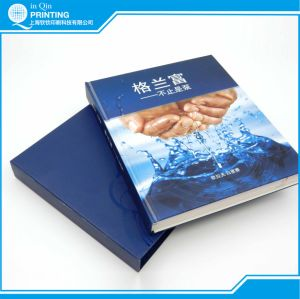 Printing A4 A5 Hardcover Book with Case pictures & photos