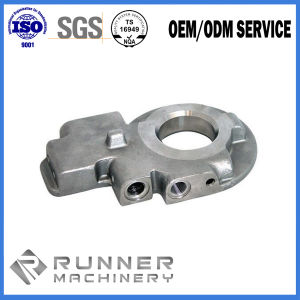 Precision CNC Machining Casting Parts Stainless&Carbon Steel Forging Parts pictures & photos