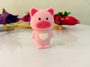 USB Flash Drive Wholesale Cartoon Pig USB Stick Pendrives USB Memory Card Flash Disk Sub Memory Stick Flash Card USB Disk Thumb Drive pictures & photos