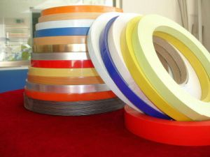 PVC Edge Banding (different colors) pictures & photos