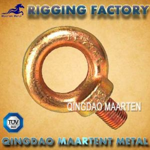 Drop Forged JIS 1168 Lifting Eye Bolt pictures & photos