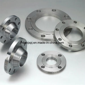 DIN Forged Carbon Steel Flange pictures & photos