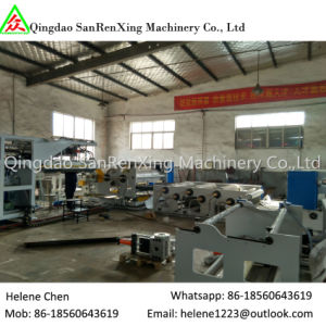 TPU Coil Film Extruder Coating Machine for Fabric pictures & photos