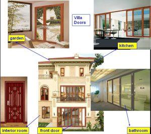 Aluminium Profiles Doors (HT-012)