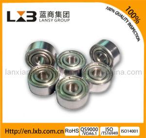 609-2RS High Speed Motor Bearing 609 Ball Bearing