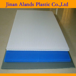 Any Color Black or Blue White for Protection 2mm 3mm 3mm Correx Plastic Sheets for Hard Floor Protection pictures & photos