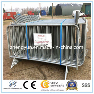 Indoor Collapsible Barrier Stand Concert Crowd Control Used Stage Barrier pictures & photos