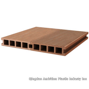 Decking WPC for Wood Plastic Composite Decking by ISO9001 Qualified pictures & photos