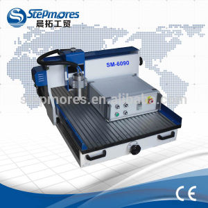 Top Ten Selling 4 Axis Rotary 6090 CNC Router Kit for Wood / Aluminum