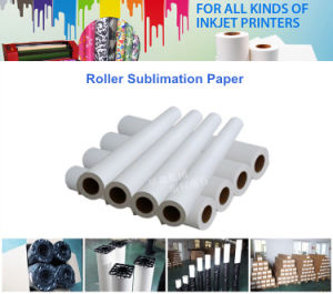 100m Roller Sublimation Paper for Industry Use pictures & photos