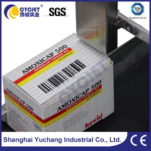 Cycjet Alt200 Online Expiry Date Inkjet Coder for Metal Cans pictures & photos