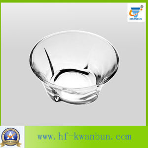 Carved Kiriko Glass Bowl with Good Price Glassware Kb-Hn0211 pictures & photos