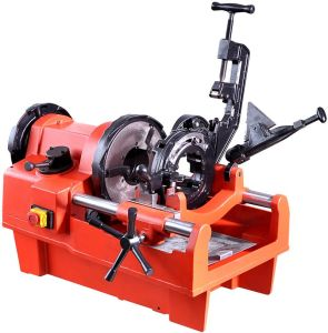 Professional Electric Pipe Threading Machine (SQ100F) pictures & photos