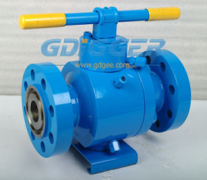 External Thread Ball Valve