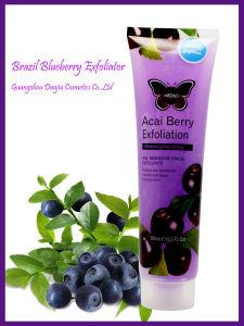 Brazil Blueberry Acai Berry Exfoliator pictures & photos