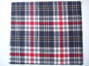 Wool Cotton Shirt Fabric (12C002-1)