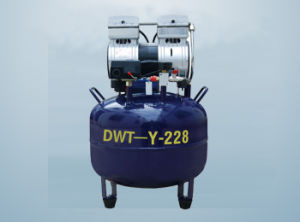Silent Oil Free Dental Air Compressor China Supplier pictures & photos