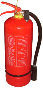 ABC Dry Chemical Powder Fire Extinguishers 4kg pictures & photos