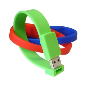 Full Capacity Bracelet USB Flash Drive