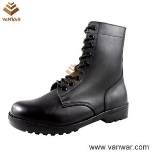 Full Leather Military Combat Boots (WCB035) pictures & photos