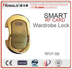 Beautiful Style Automatic Smart Wardrobe Lock (RF07) pictures & photos