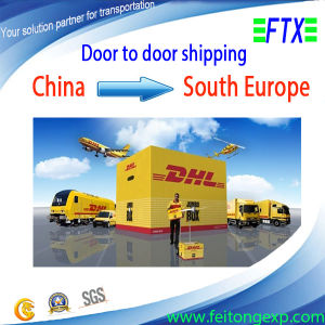 Air Shipping From China to Macedonia/Greece South Europe by DHL