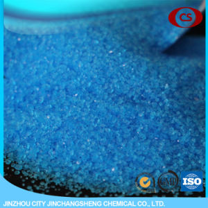 Electroplating Grade Blue Crystal Copper Sulphate 98%