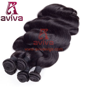Top Unprocessed Indian Body Wave Virgin Hair pictures & photos