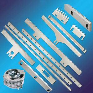 Saw Tooth Knife for Paper and Plastics Packaging Machine pictures & photos
