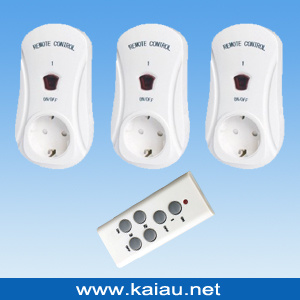 Germany Wireless Remote Control Socket pictures & photos