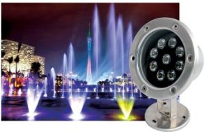 9W Underwater LED Light Pool Factory Direct Price in China