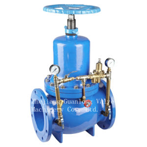 Automatic High Pressure Difference Pressure Reducing Valve (GLY46T/H) Pilot pictures & photos
