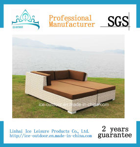 Garden Furniture Outdoor Furniture Rattan Longue (FL-016e)